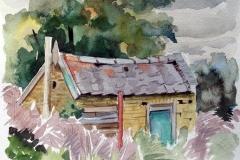 Kooikers huisje, Terschelling