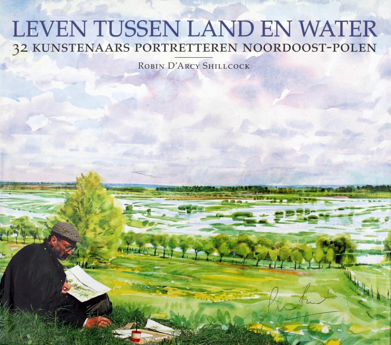 Leven-tussen-Land-en-Water1993-cover